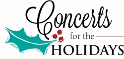 Holiday Concerts Schedule