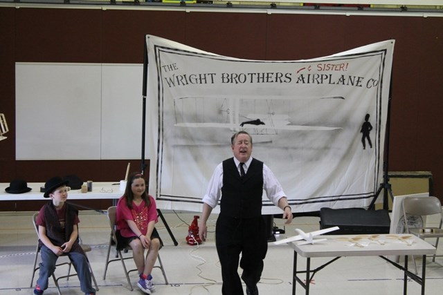 The Wright Brothers Assembly