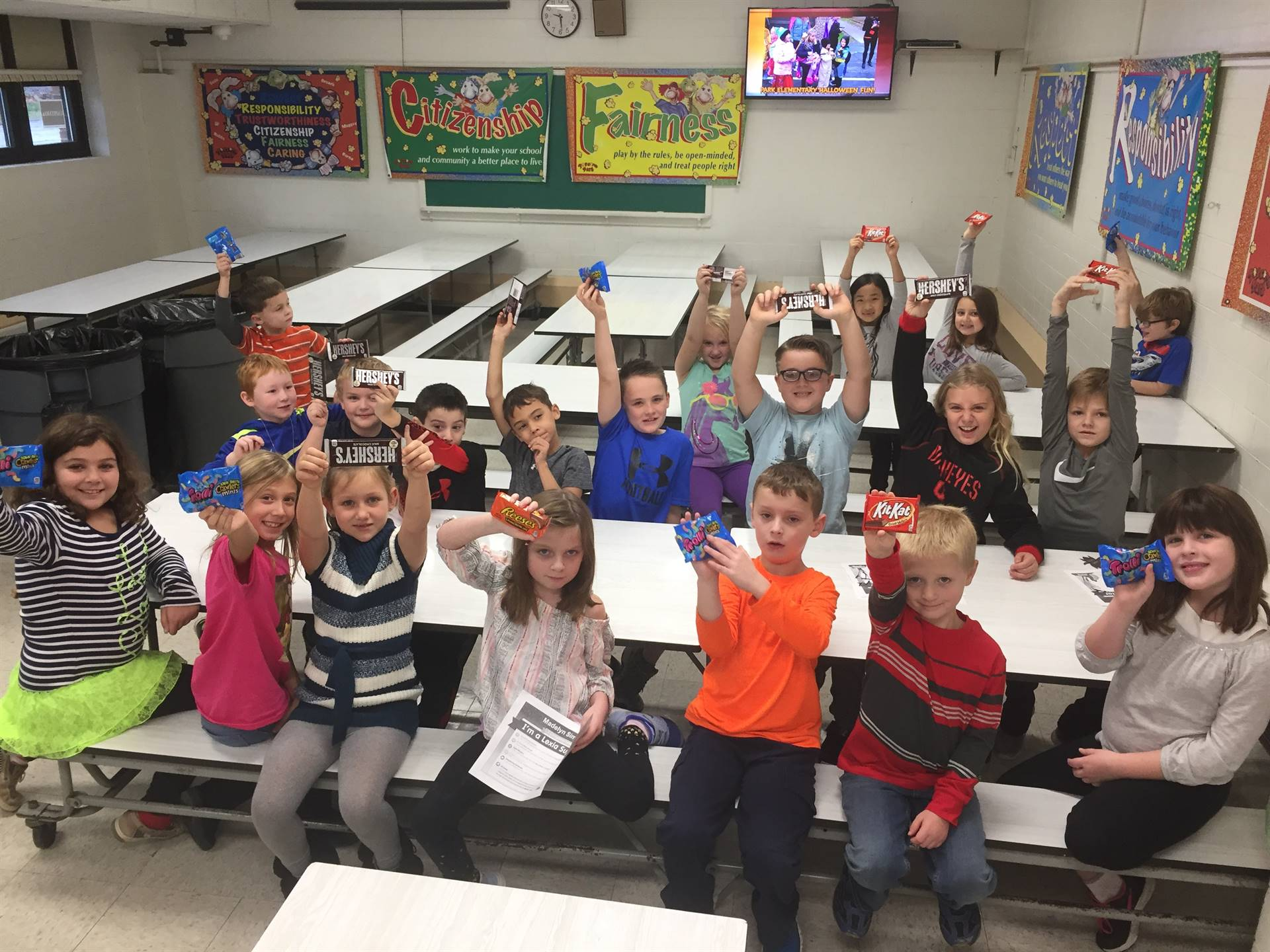 October Lexia Students
