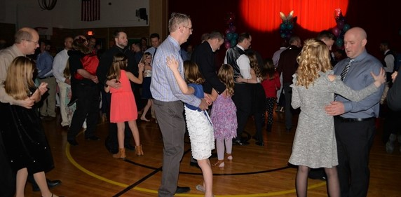 Park School's Annual Father/Daughter Dance