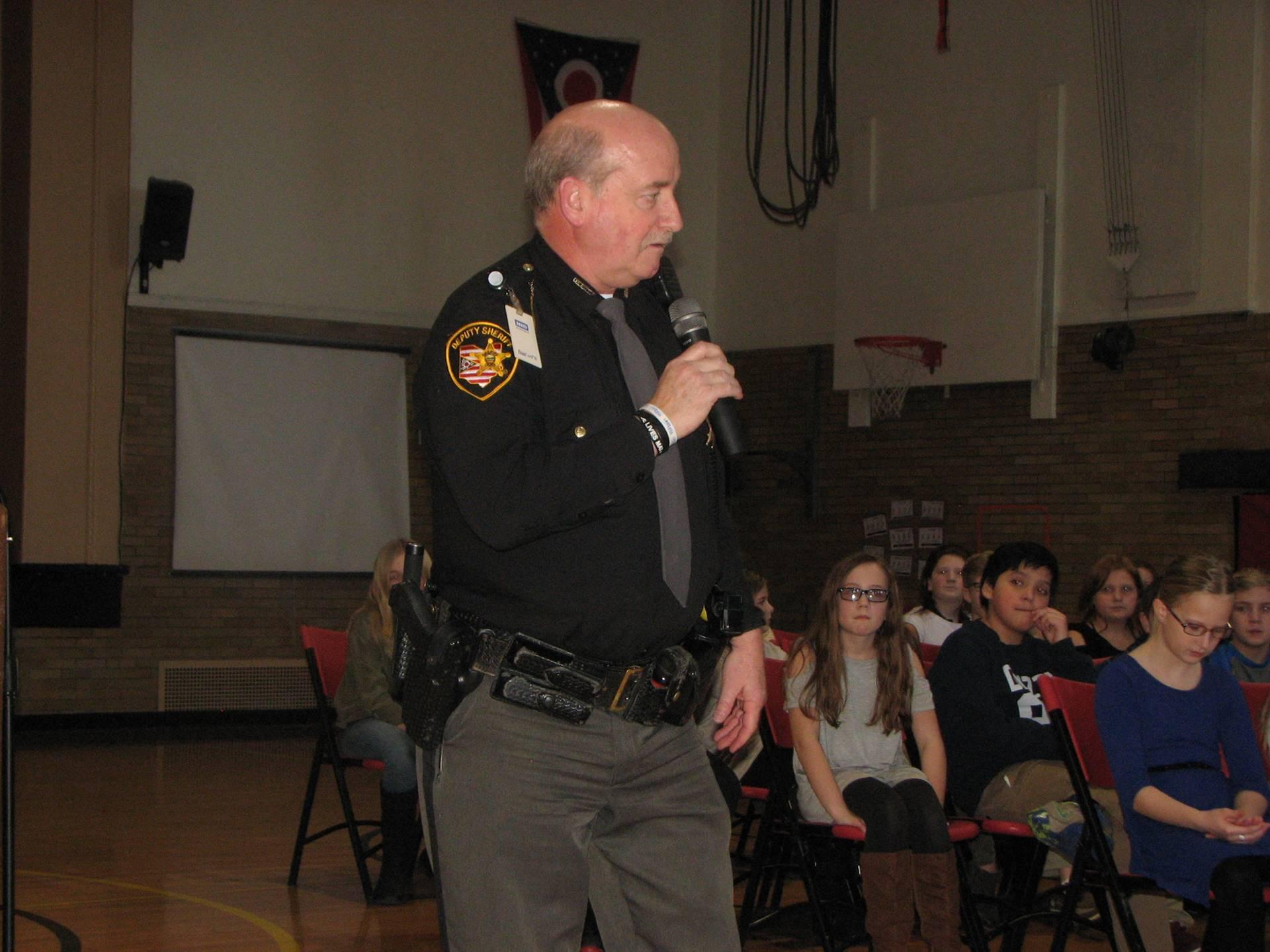 Deputy Lundstrom