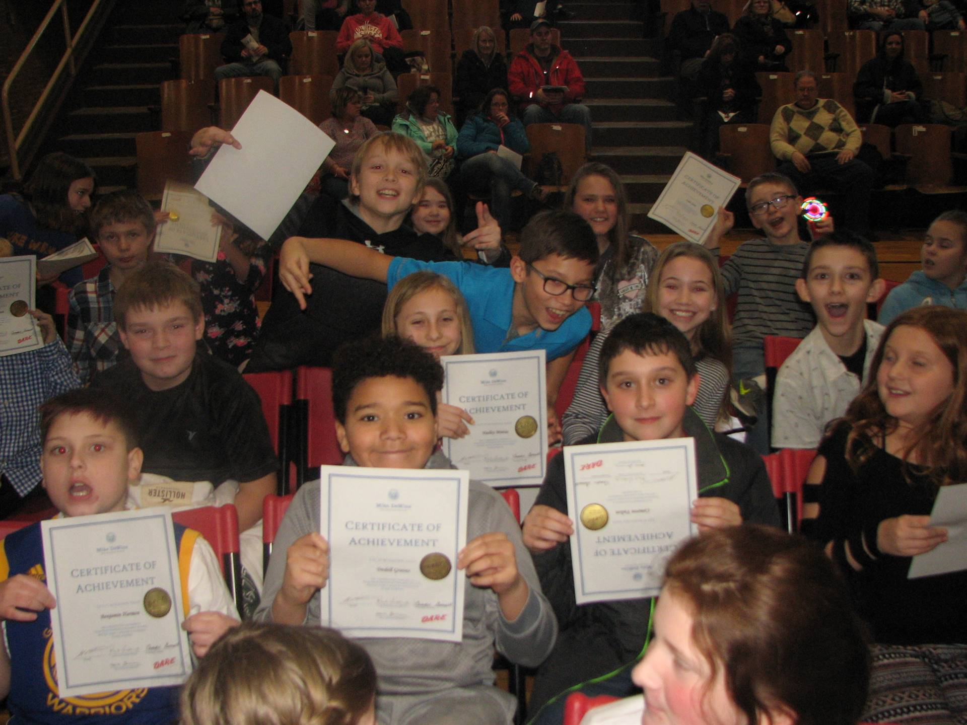 Nice Certificates