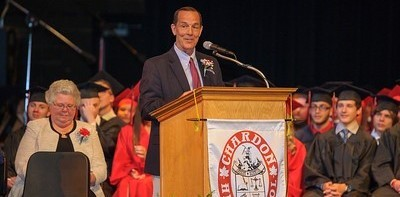 Tim Armelli - Commencement Speaker