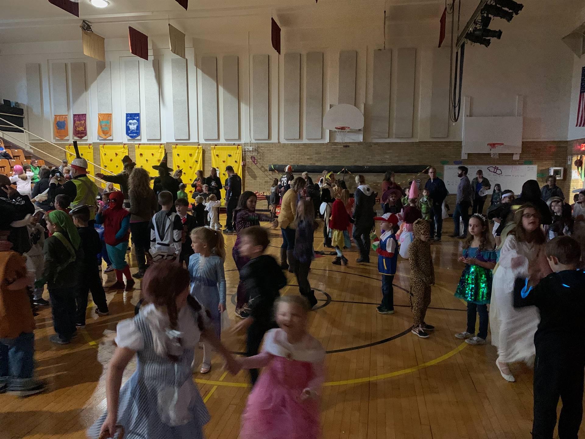 2019 Halloween Dance