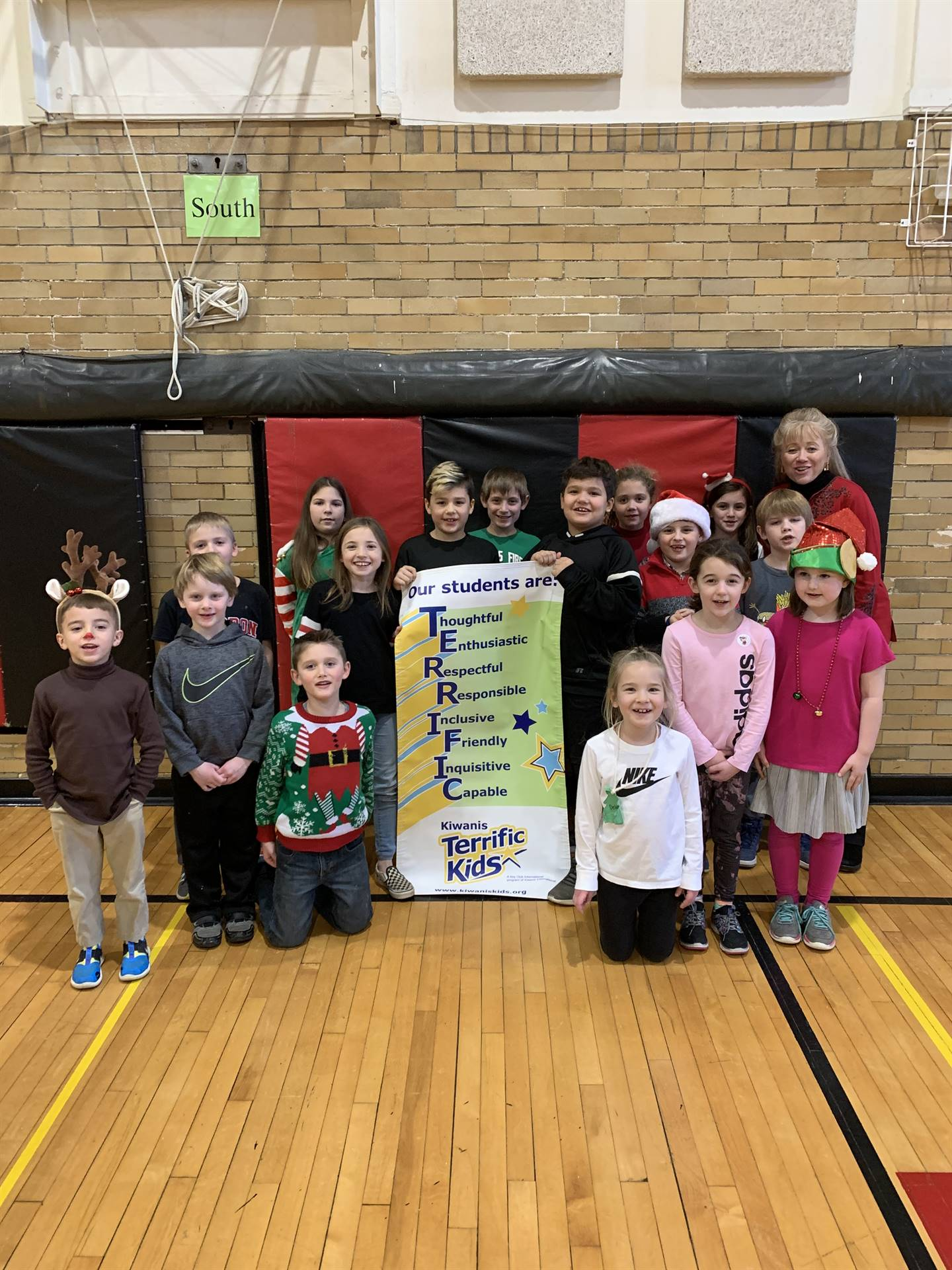 "Terrific Kids - December ""Responsible"""