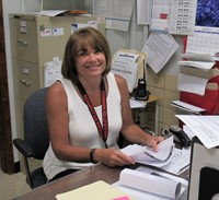 Janice Hoffmann BSN, RN, LSN - Chardon Schools Head Nurse